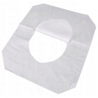 Papírová podložka na WC sedadla 10 ks