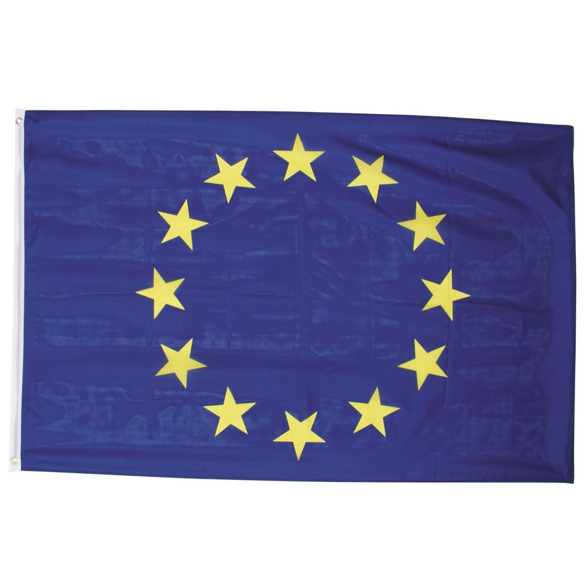 EU vlajka 150x90cm obojstranná polyester megamix.shop