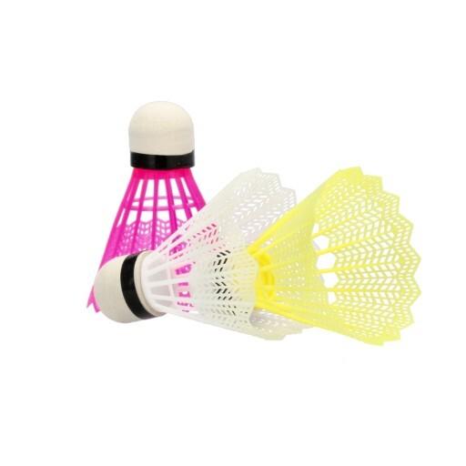 Barevné badmintonové košíky 3 ks megamix.shop