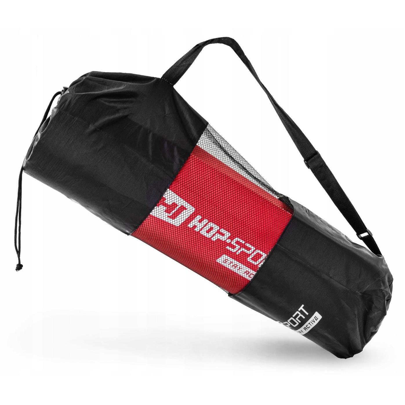 fitness podložka na cvičení hrubá 1,5cm 185cm megamix.shop