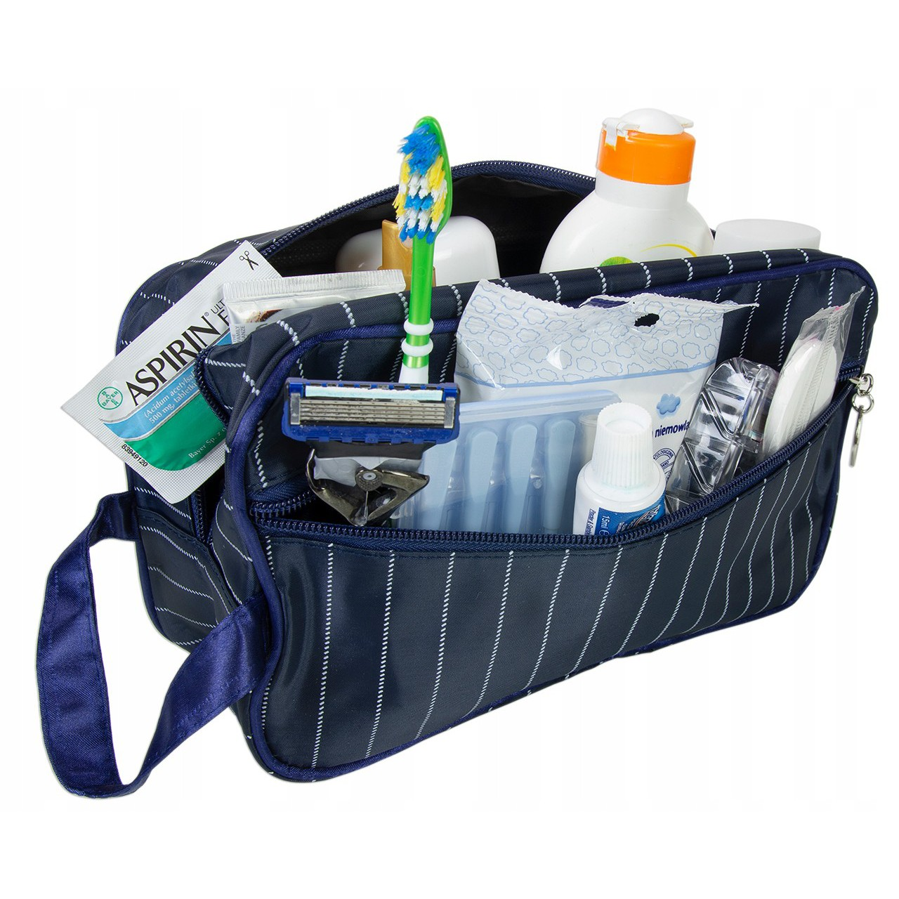 kosmetická taška se zipem megamix.shop