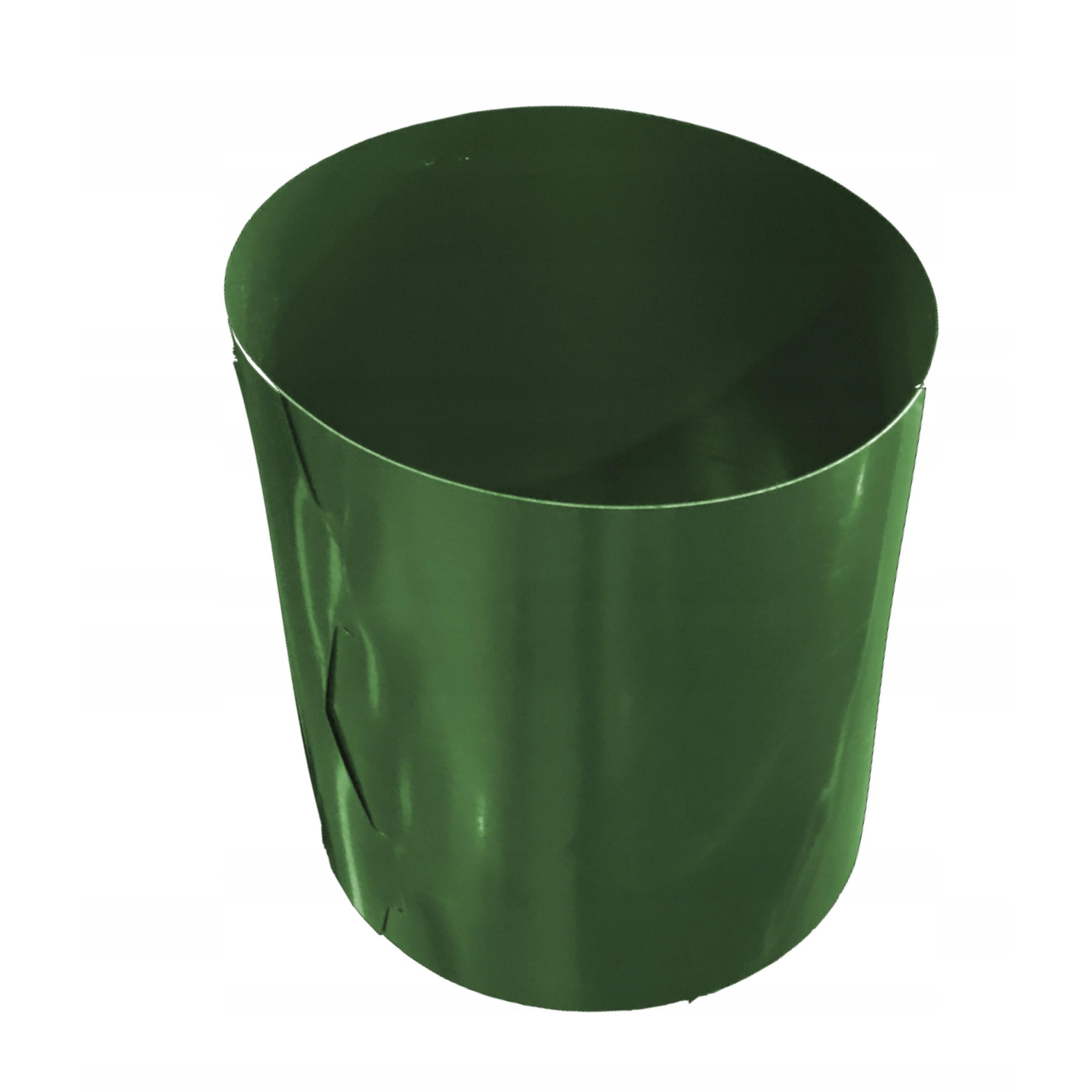 Květináč 10 ks skládací 20x20 cm PVC megamix.shop