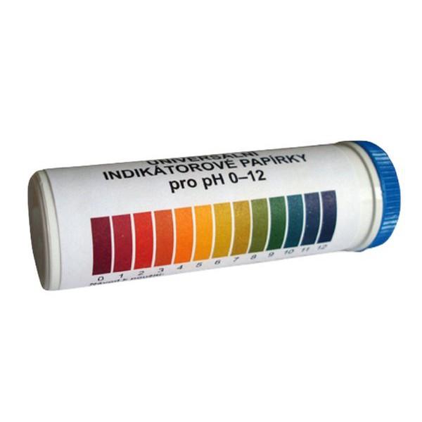 lakmusový papírky pro měření pH 1-12 100ks megamix.shop
