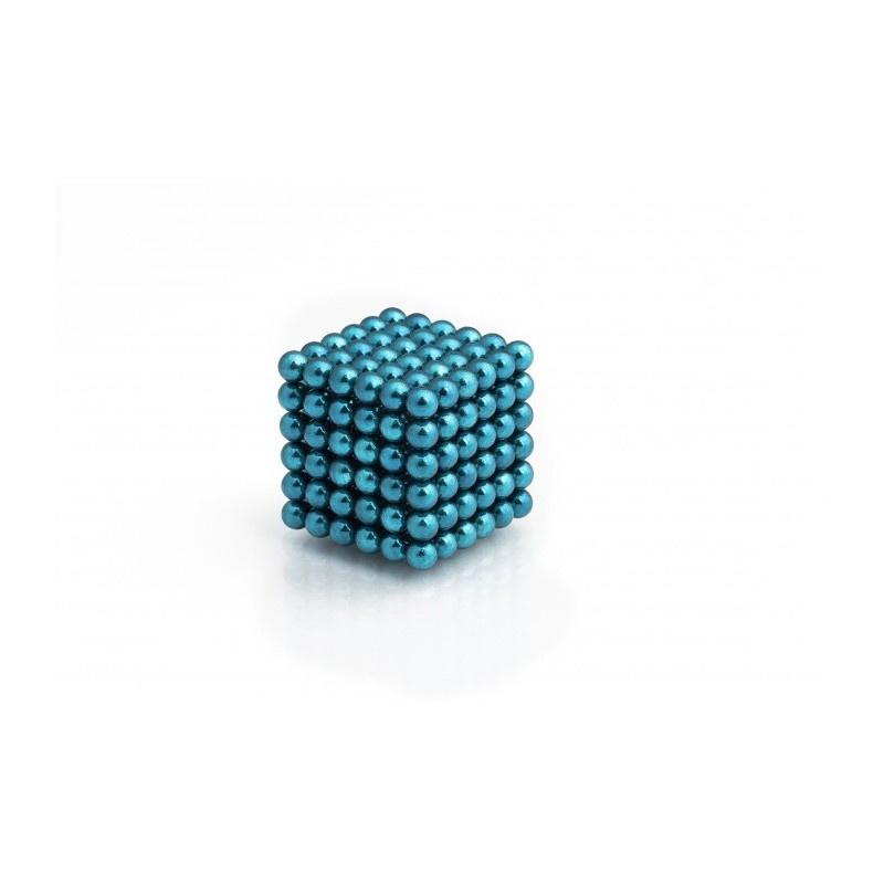 magnetické kuličky tyrkysové 5mm Neocube megamix.shop