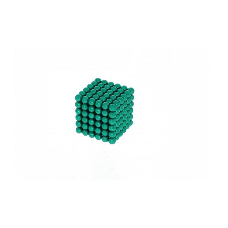 magnetické kuličky zelené 5mm Neocube megamix.shop