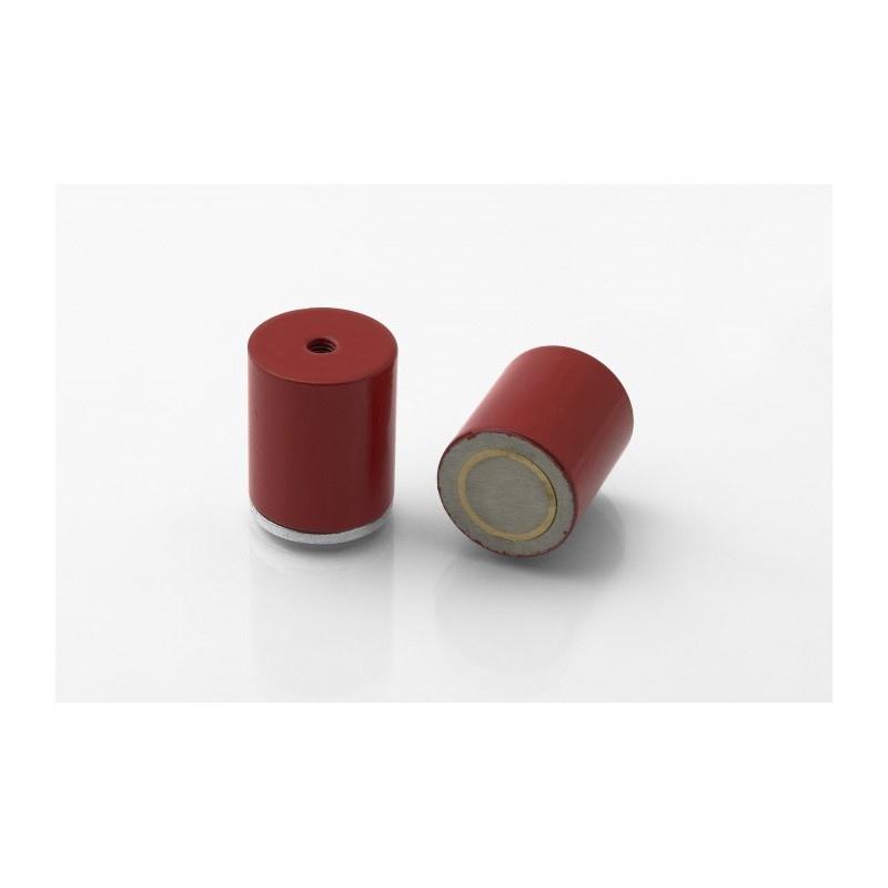 magnetický úchyt AlNiCo UM 20x24xM4 megamix.shop