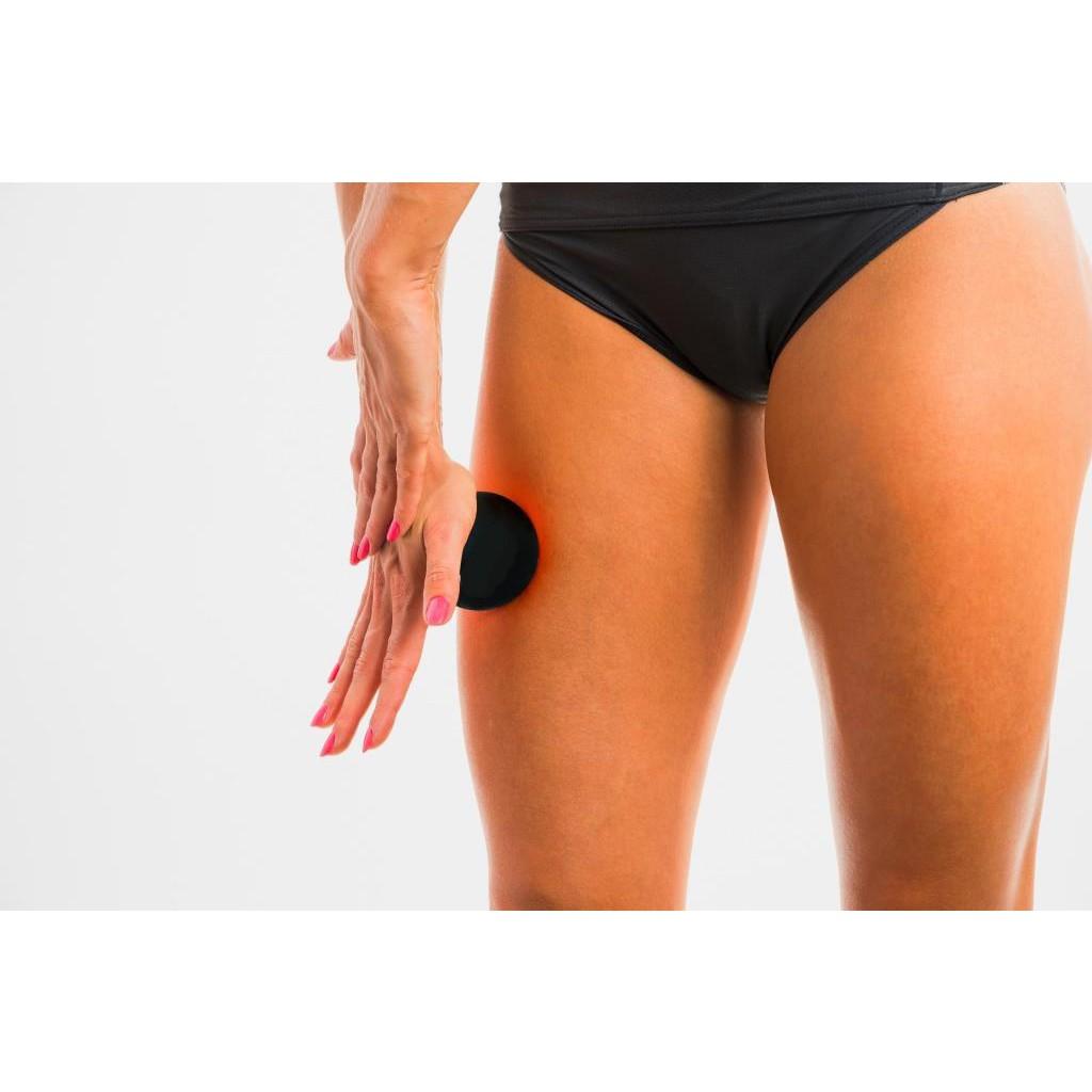 masážní kulička černá Lacrosse Ball megamix.shop