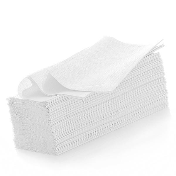 Papírové utěrky 4000ks 25x23cm vlnité organické do kuchyně podavače megamix.shop