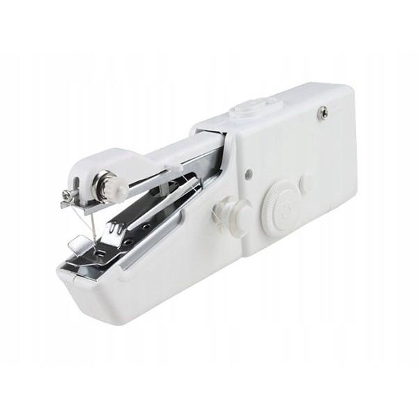 ruční mini šicí stroj na baterie Handy Stitch megamix.shop