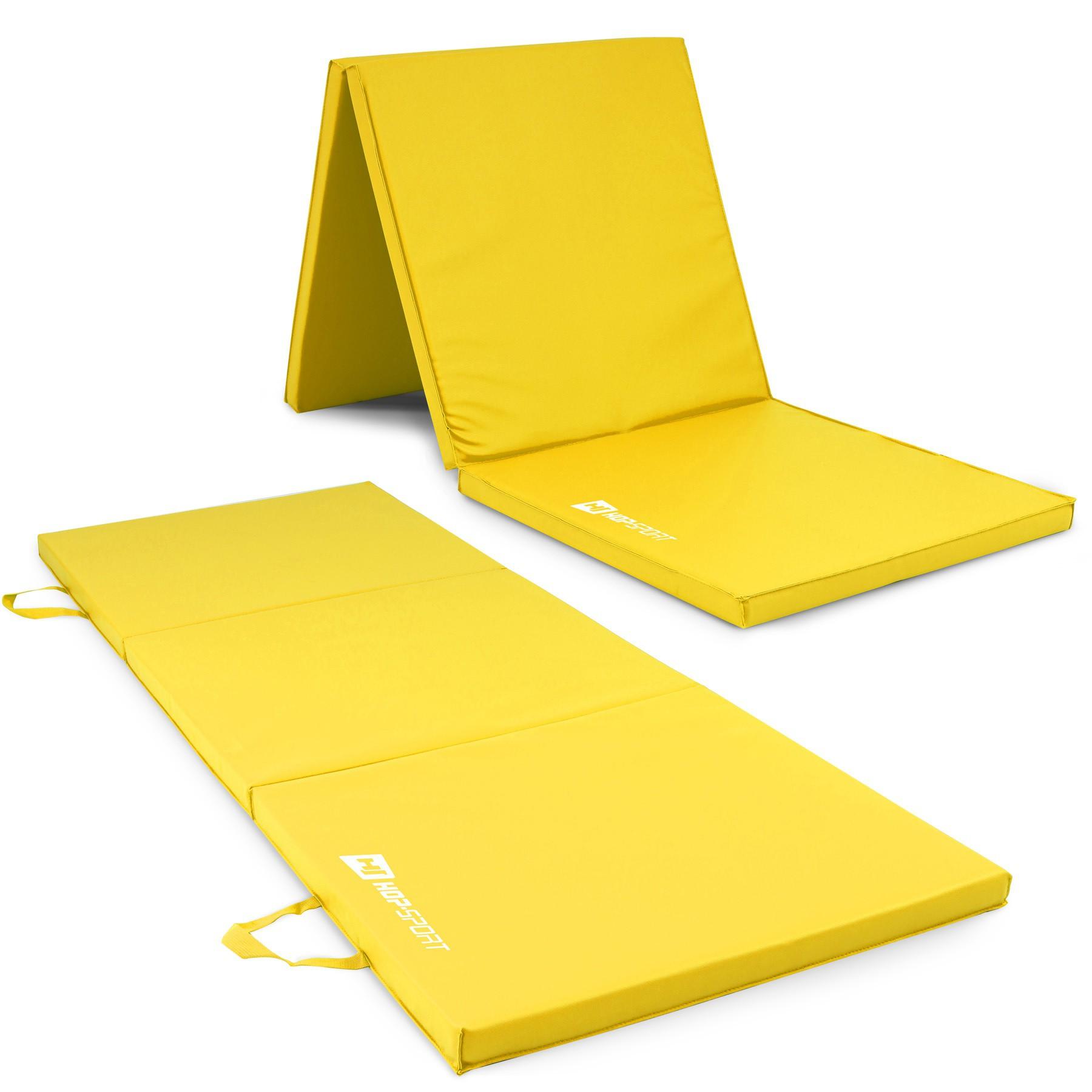 skládací gymnastická žíněnky podložka 4cm vodotěsná megamix.shop