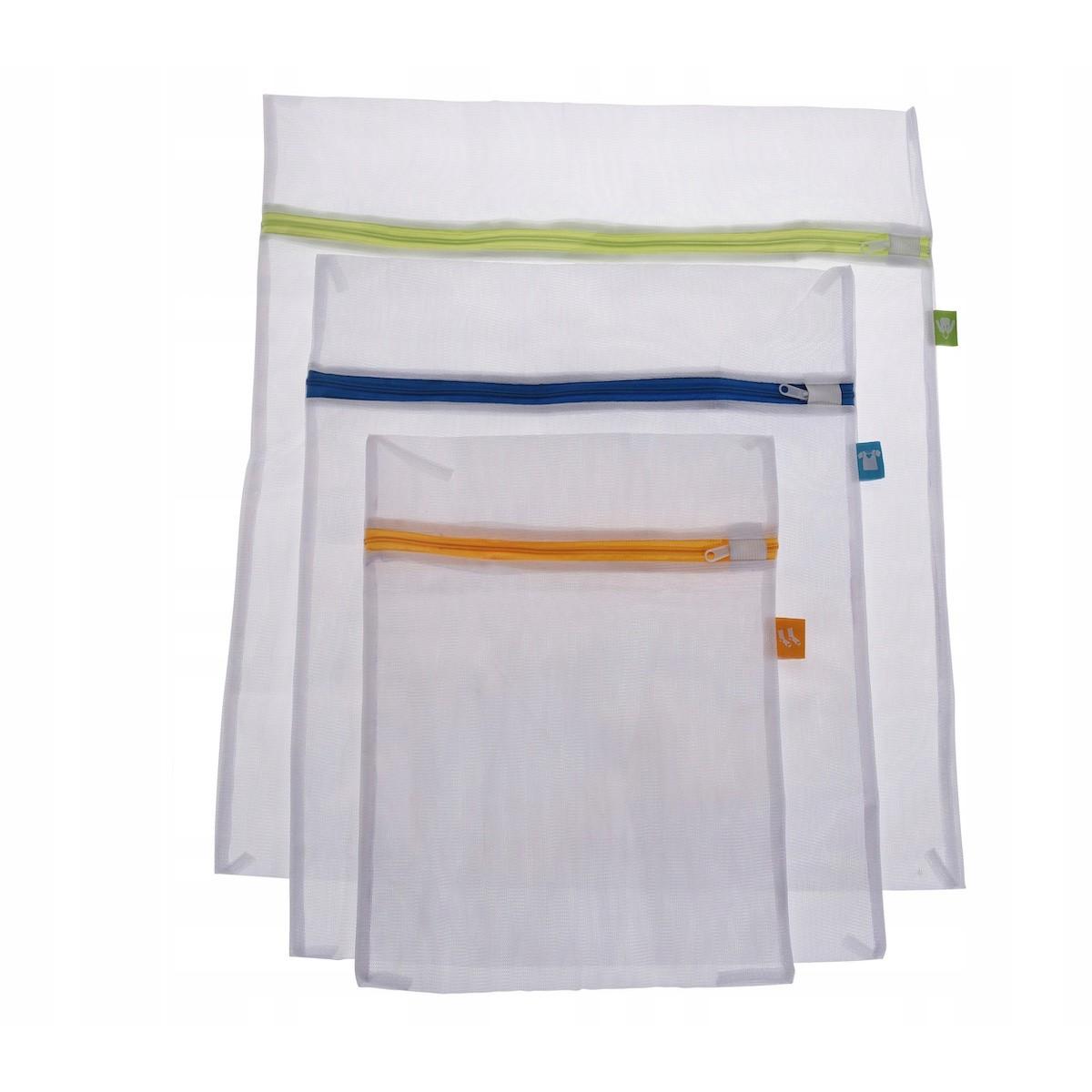 kapsy sieľka na praní prádla 3ks se zipem megamix.shop
